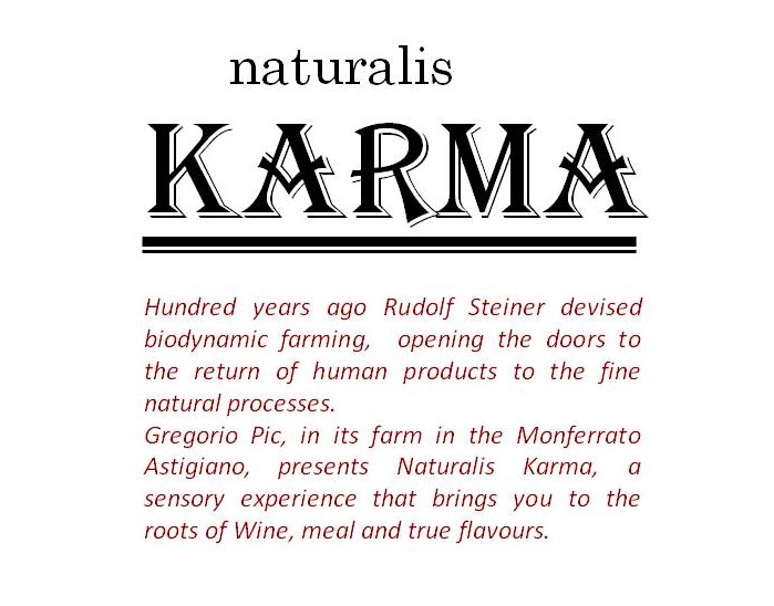 NATURALIS KARMA A